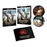 『映画 モンスターハンター』4K Ultra HD Blu-ray&Blu-ray セット (4K Ultra HD Blu-ray1枚+Blu-ray1枚)