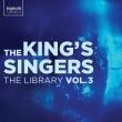 『ライブラリー』 Vol.3 キングズ・シンガーズ