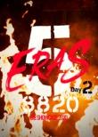 B' z SHOWCASE 2020 -5 ERAS 8820-Day2 (DVD)