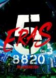 B' z SHOWCASE 2020 -5 ERAS 8820-Day3 (DVD)