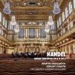 オルガン協奏曲集 マルティン・ハーゼルベック、ジェレミー・ジョゼフ、ウィーン・アカデミー管弦楽団(2CD)
