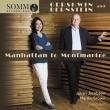 Julian Jacobson & Mariko Brown: Manhattan To Montmartre-gershwin & Bernstein