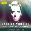 ヘルベルト・フォン・カラヤン/シベリウスDG録音全集 ベルリン・フィル(5CD+ブルーレイ・オーディオ)