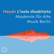 L' isola disabitata : Forck / Akademie fur Alte Musik Berlin, Morsch, Fritsch, K.Adam, Sunhae Im (2020 Stereo)