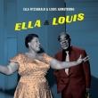 Ella & Louis (レッド・ヴァイナル仕様/180グラム重量盤レコード/MASTERWORKS COLORED)