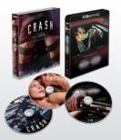 クラッシュ 4Kレストア無修正版 UHD+Blu-ray