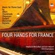 Four Hands For France: Stephanie Mccallum & Erin Helyard