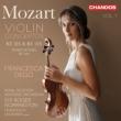 Violin Concertos Nos.3, 4 : Francesca Dego(Vn)Roger Norrington / Royal Scottish National Orchestra +Violin Sonata No.28 : Leonardi(P)