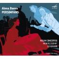 メンデルスゾーン:ヴァイオリン協奏曲(1844年版)、シューマン:ヴァイオリン協奏曲 アリョーナ・バーエワ、ペルシムファンス