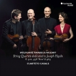 String Quartets Nos.15, 17, 18 : Cuarteto Casals