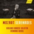 Serenades Nos.6, 13, etc : Goebel / Berliner Barock Solisten
