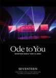 SEVENTEEN WORLD TOUR <ODE TO YOU> IN JAPAN (Blu-ray)