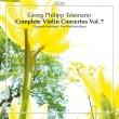 ヴァイオリン協奏曲全集 第7集 エリザベス・ウォルフィッシュ、ウォルフィッシュ・バンド