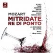 Mitridate Re di Ponto : Marc Minkowski / Les Musiciens Louvre, Spyres, J.Fuchs, Devieilhe, Dreisig, etc (2020 Stereo)(3CD)