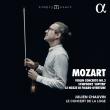 Symphony No.41, Violin Concerto No.3, etc : Chauvin(Vn)/ Le Concert de la Loge