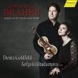 Violin Sonata, 1, 2, 3, : Goldfeld(Vn)Gulbadamova(P)+scherzo