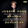 Brahms Paganini Variations, Schumann Paganini Etudes : Joseph Moog(P)