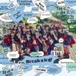 Break a leg! 【初回限定盤 Type B】(+DVD)