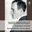 Liszt Piano Concertos Nos.1, 2, Beethoven Piano Concerto No.1 : Sviatoslav Richter(P)Kondrashin, Munch -Transfers & Production: Naoya Hirabayashi