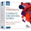管弦楽作品全集 レナード・スラトキン&BBCコンサート・オーケストラ(5CD)