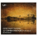 (Cello)12 Fantasies For Gamba Solo: Dietmar Berger(Vc)