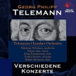 Concertos: 延原武春 / Telemann Co