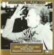 『アドリアーナ・ルクヴルール』抜粋 オリヴェロ、クピード、モレット、モーリ、ガンドルフォ(ピアノ伴奏)(1993 ステレオ)