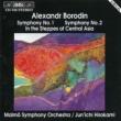 交響曲第1番、第2番、中央アジアの草原にて 広上淳一&マルメ交響楽団