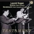 Violin Concertos: Kogan, Bruck, Silvestri / Paris Conservatoire.o