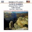 <管弦楽作品集2>チェロ協奏曲/弦楽のためのアダージョ/他 オールソップ/ロイヤル・スコテッシュ管/ワーナー