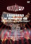 LOUDNESS In America 06 LIVE SHOCKS worid circuit 2006 chapter 1