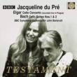 チェロ協奏曲 ジャクリーヌ・デュ・プレ、ジョン・バルビローリ&BBC交響楽団(1967年ステレオ・ライヴ)