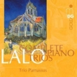 ピアノ三重奏曲第1番、第2番、第3番 トリオ・パルナッスス