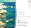 スクリャービン:法悦の詩(ヨハネス・ヴィンクラー指揮)、アルベニス:『イベリア』管弦楽版(イェルク=ペーター・ヴァイグレ指揮)ドレスデン・フィル