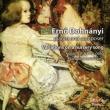 ピアノ協奏曲第2番、変奏曲 ドホナーニ(p)ボールト&ロイヤル・フィル、コンチェルトシュテュック シュタルケル(vc)