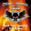 Rock Has Landed: It' s Alive