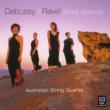 ドビュッシー:弦楽四重奏曲、ラヴェル:弦楽四重奏曲 オーストラリア弦楽四重奏団