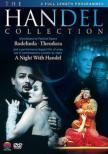 『ロデリンダ』全曲、『テオドーラ』全曲 クリスティ&エイジ・オブ・エンライトメント管、他(2DVD)+『ナイト・ウィズ・ヘンデル』(PAL-DVD)
