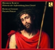 シュッツ:イエス・キリストの復活の物語、セバスティアーニ:マタイ受難曲 フィリップ・ピエルロ&リチェルカール・コンソート(2CD)