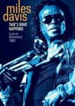 That' s What Happened: Live In Germany 1987