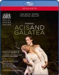 『アシスとガラテア』全曲 マクレガー演出、ホグウッド&エイジ・オブ・インライトゥメント管、ドゥ・ニース、ワークマン、他(2009 ステレオ)
