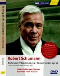リーダークライス作品39、ケルナーの詩による12の歌、他 フィッシャー=ディースカウ、ヘル(1987)(+CD)