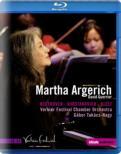 Piano Concerto, 1, : Argerich Takacs-nagy / Verbier Festival Co +beethoven, Concerto, 2, Bizet