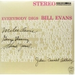 Everybody Digs Bill Evans (アナログレコード/OJC)
