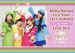 """MilkyHolmes Live Tour 2011 Autumn """"To-gather!!!!"""