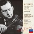 Piano Quintet, String Trios Nos.1, 2, etc : Haebler(P)Grumiaux(Vn)Janzer(Va)Czako(Vc)Cazauran(Cb)etc