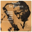 Study In Brown (180グラム重量盤レコード/waxtime)