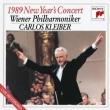 ニューイヤー・コンサート1989 カルロス・クライバー&ウィーン・フィル(2BS)
