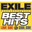 EXILE BEST HITS -LOVE SIDE / SOUL SIDE-(2枚組ALBUM+3枚組DVD)【初回生産限定盤 : ブリスターケース&スリーブ仕様】