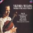 Works for Solo Violin -J.S.Bach, Bartok, Paganini : Mullova